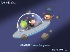Always being there for you