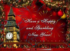 Happy and Blessed New Year!!
