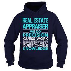 REAL ESTATE APPRAISER-we do - REAL ESTATE APPRAISER-we do (Appraiser Tshirts)