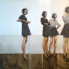 Michael Carson est un artiste américain. Il devient graphiste suite à l'obtention de son diplôme de L'Institut d'Art et de Design de Minneapolis en 1996....