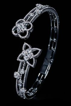 Bracelet from the Les Ardentes Collection from Louis Vuitton.