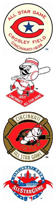 Reds Fact of the Day: Cincinnati has hosted a total of 4 All-Star Games - 1938, 1953, 1970, and 1988 with the next one coming to Cincinnati in 2015! www.reds.com