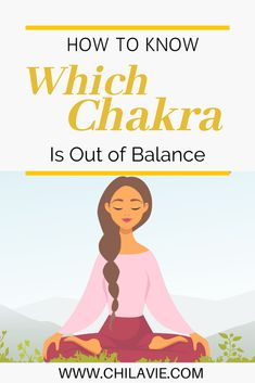 Here's how to identify what your physical, mental, and spiritual ailments could be telling you . Warning Signs Your Chakras Are Out Of Balance. Chakra Balancing Meditation, Reiki Meditation, Mindfulness Meditation, Meditation Musik, Sacral Chakra Healing, Chakra Affirmations, Chakra Cleanse, Kundalini Yoga, Pranayama