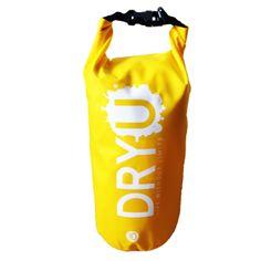 20 Litre yellow waterproof dry bag