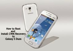 How to Root and install CWM recovery to #Samsung Galaxy S Duos S7562 #Gadgets