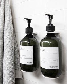 Hylla för tvålen - praktiskt och snyggt för fina förpackningar // Skanska Nya Hem