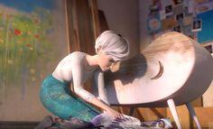 Un film d'animation bouleversant sur le deuil, le lâcher-prise et l'espoir - Cultivons l'optimisme