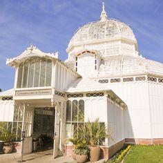 Where The Locals Go: Conservatory Of Flowers - San Francisco | Instagram: LLKCake
