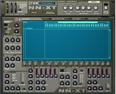 In Reason, the dedicated loop player is the Dr. Rex. It plays loops contained in REX files.  Dr. Rex features a lot of options for pitching, panning and filtering parts of your loop. Sometimes...