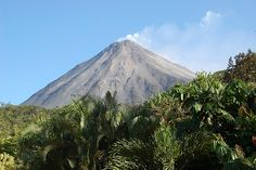 Arenal Volcano, Costa Rica. Beautiful memories past. A beautiful place/ love all the natural hot springs around the volcano
