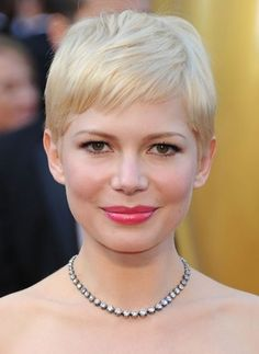Sport Pixie Hairstyle For Oval Faces