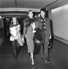 Linda Paul and Heather Louise McCartney