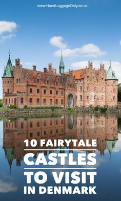 10 Fairytale Castles You Will Want To Visit In Denmark - Hand Luggage Only - Travel, Food & Photography Blog