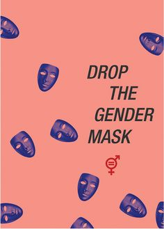 These were a series of posters created as a public service announcement. The idea behind the posters is one of Gender Equality and the purpose of the posters is to hopefully teach people to look beyond gender.
