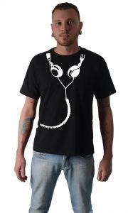 Camiseta DJ, essa e outras camisetas de bandas você encontra aqui http://glurl.co/m5 Faça seu cadastro e participe de nossas promoções e novidades. Camisetas de rock, memes, engraçadas, inteligentes.