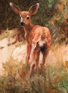 CHECK THOSE EARS. Howard Rogers. Trailside Galleries.