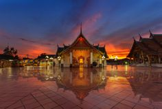 Thai temple by Jakkree Thampitakkul on 500px Sakon nakhon,Thailand.