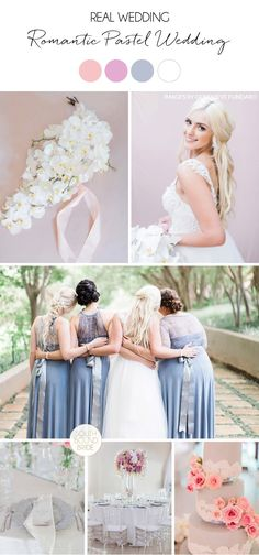 Romantic Pastel Wedding at Memoire by Genevieve Fundaro | SouthBound Bride