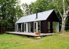 Swedish summer house via Bolig Liv