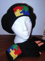 Ravelry: Autism Awareness Set pattern by Kay Meadors