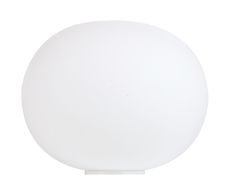 Glo-Ball Basic Table Lamp 1, Small by Flos