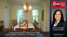 Homes for sale 310 Salt Springs Road Manlius NY 13066  RealtyUSA