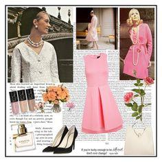 """Stylish ♥ Lovely ♥"" by gulbeshekerik ❤ liked on Polyvore featuring Galitzine, Simone Rocha, Balmain, Versace, Valextra, Dolce&Gabbana, OKA, New Growth Designs and LSA International"