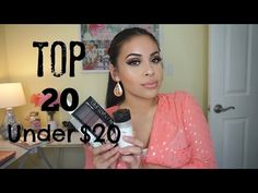 Top 20 Beauty Products Under $20 | juicyyyyjas | juicyyyyjas