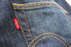 I love Levis Jeans. Always have, always will, even if they are expensive.