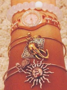 Arm candy charms
