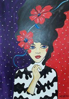 Rosa dengra Disney Characters, Fictional Characters, Snow White, Student, Disney Princess, Art, Pink, Art Background, Kunst