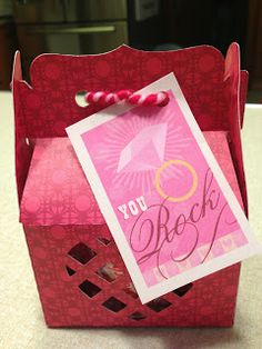 Mrs Crafty Adams | Silhouette Cameo Files - Valentine Candy Bags