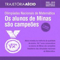 Saiba as ações transformadoras em Minas Gerais entre 2003-2010 em http://aecioneves.net.br/  #AecioNevesPontoNet #Educacao #ParaMudarOBrasil