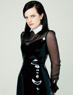 Elisabeth Moss for BELLO Magazine (April 2014)