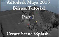 Maya Bifrost Tutorial Part1
