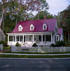 Colonial Cottage Country Southern House Plan 86145