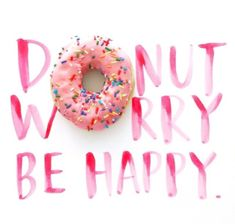 (and eat donuts)