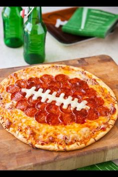 Great for Super Bowl party!