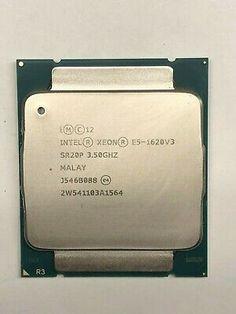 PAIR Intel Xeon E5-2630L 2.0GHz SR0KM Socket LGA2011 Server CPU  Grade A