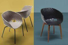 Uni-Ka chair. Willamia furniture Iceland.