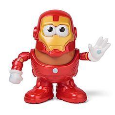 ThinkGeek :: Iron Man Mr. Potato Head