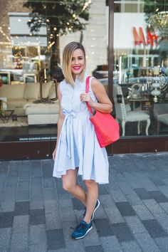 Red, white & Blue- what to wear for 4th of July • Uptown with Elly Brown