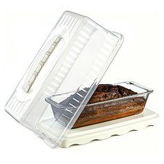 Baton Kek Saklama ve Taşıma Kabı / Baton Cake Storage & Carrier Box