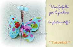 """Bim Bum Beta: Una farfalla per il giardino e...""""danza sulle ali colorate"""""""