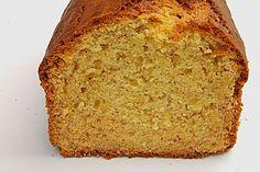 Saftiger Marzipan - Rührkuchen (Rezept mit Bild)   Chefkoch.de