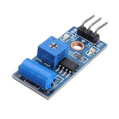 SW-420 NC Type Vibration Sensor Module Vibration Switch For Arduino