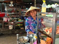 Meet the lunch lady in Saigon!