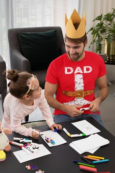 Men's Dad Santa T Shirt Holiday Pajama Shirt Matching Christmas Pajamas Santa Costume Tee Fun Kris Kringle Christmas Eve Shirt