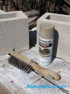 11 Genius Ways to Use Cinder Blocks in Your Garden