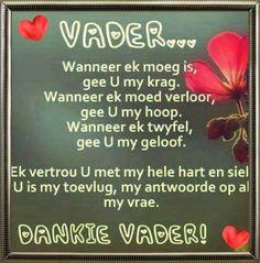 Dankie Vader